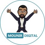 Mounir digital - mascotte