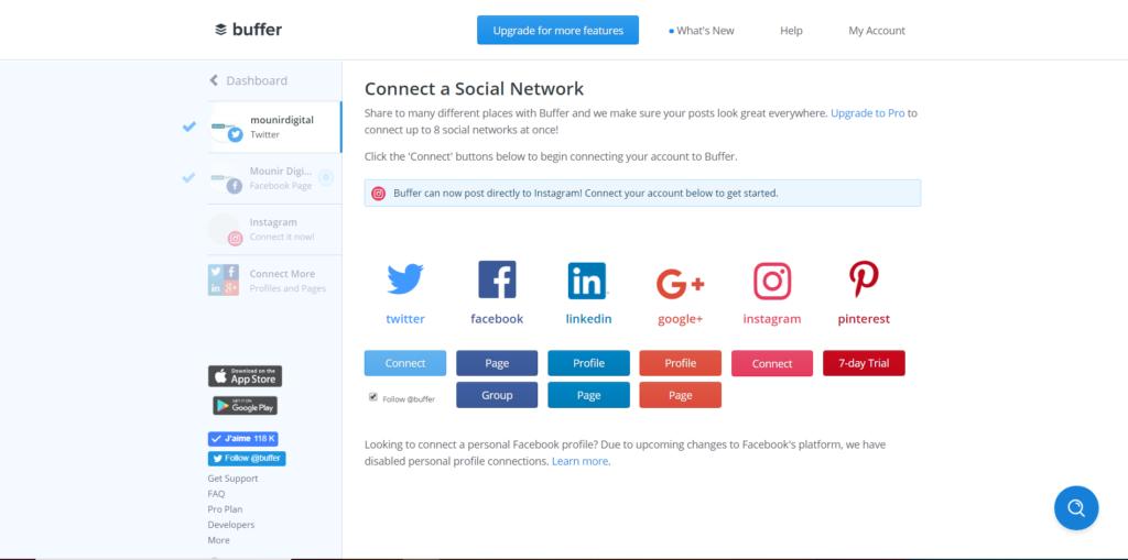 Buffer-mounir-digital-outils-community-manager