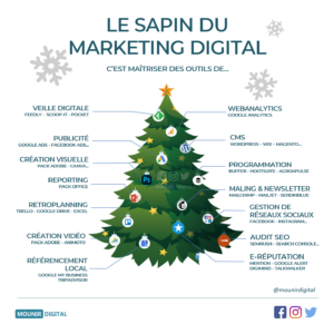Le Sapin du Marketing Digital