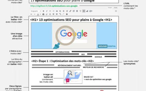 Infographies Webmarketing