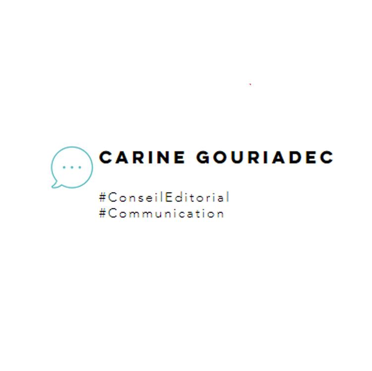 Logo Carine Gouriadec