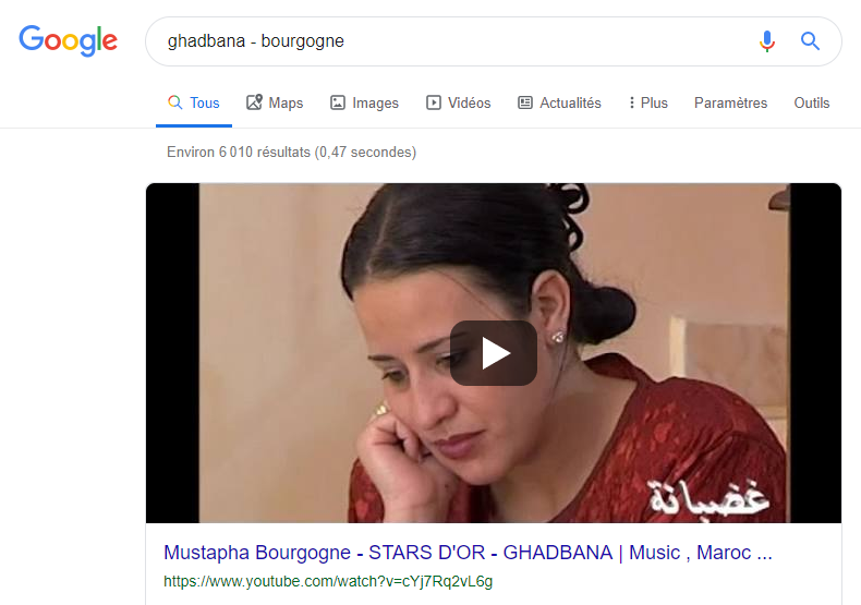 Featured snippet - Position 0 - Vidéo - Mounir Digital