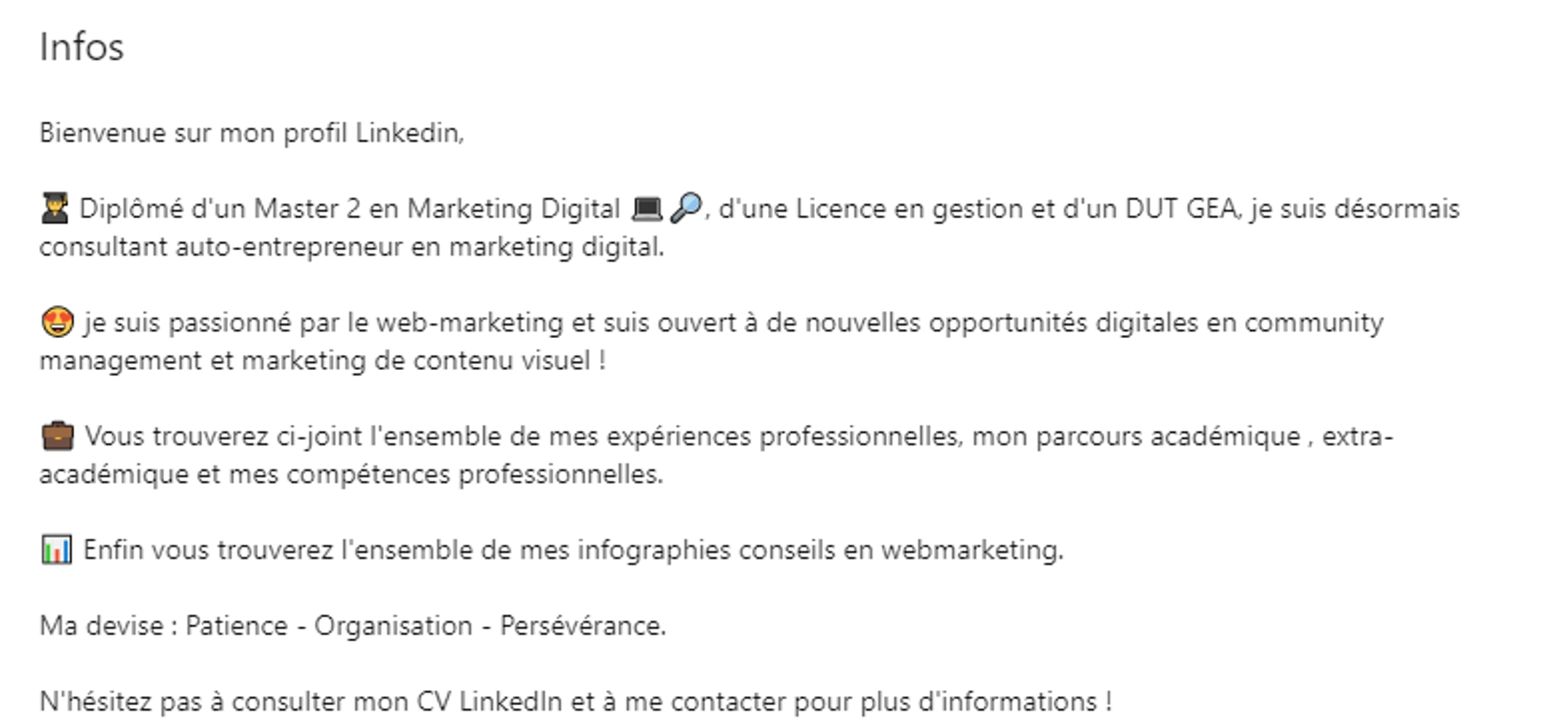Introduction - comment se démarquer sur linkedin - mounir digital