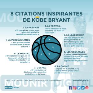 Mounir Digital - Hommage a Kobe Bryant