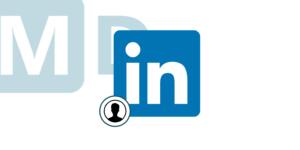 Où publier sur LinkedIn - Compte personnel, page entreprise - En-tête - Mounir Digital