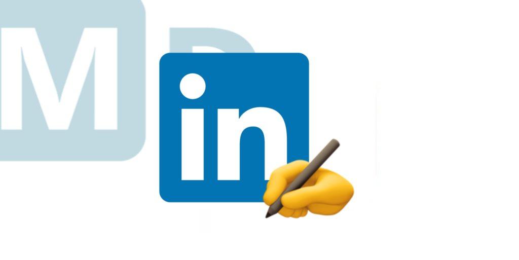 Que faut il publier sur LinkedIn ? - Mounir Digital - En tete