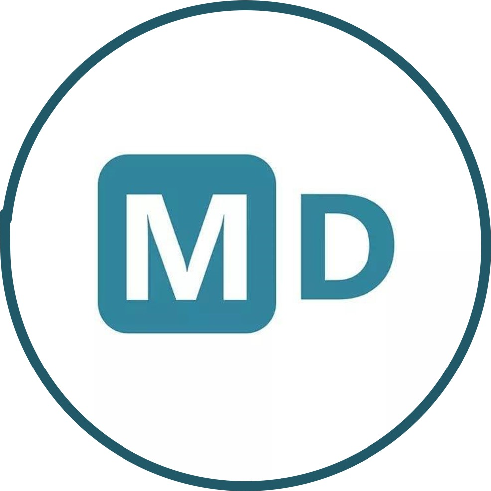 Logo MD - widget - mounirdigital