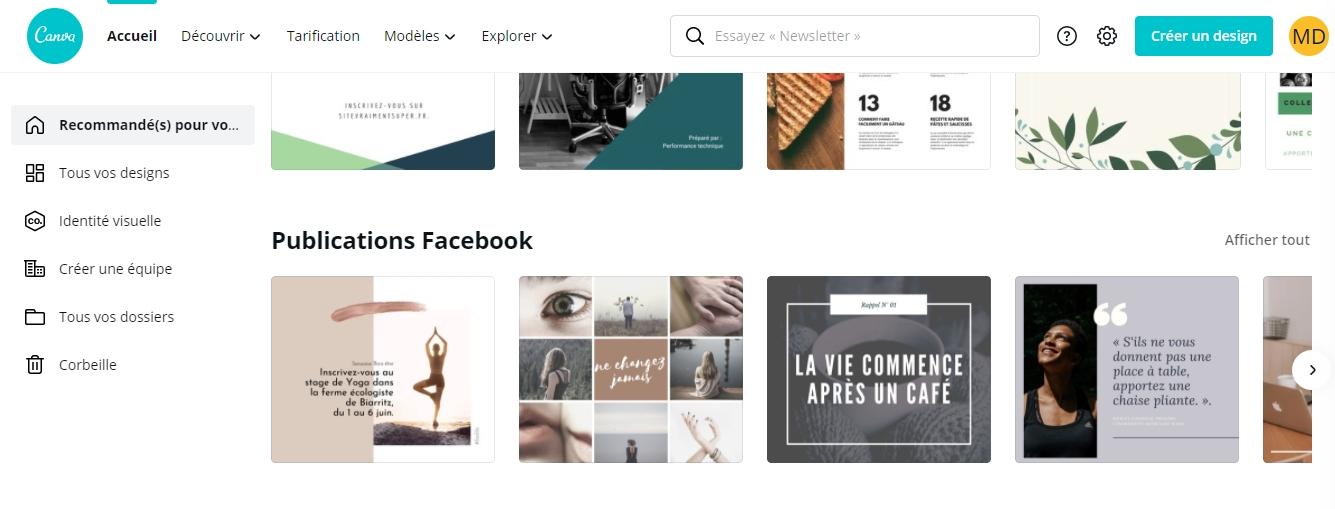 5 outils pour réaliser ses infographies - Mounir Digital