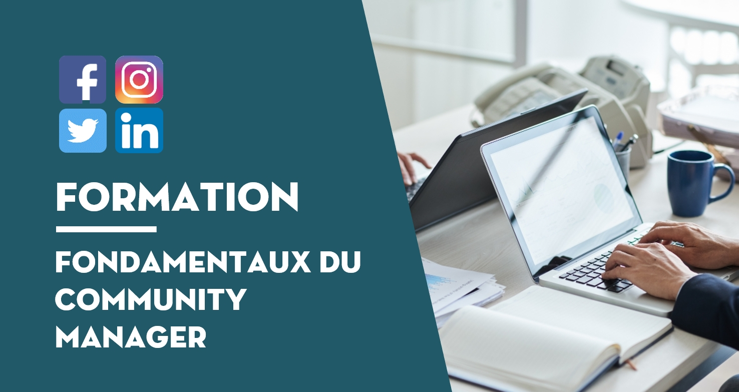 Formation - Community Manager - catalogue formations - Mounir Digital