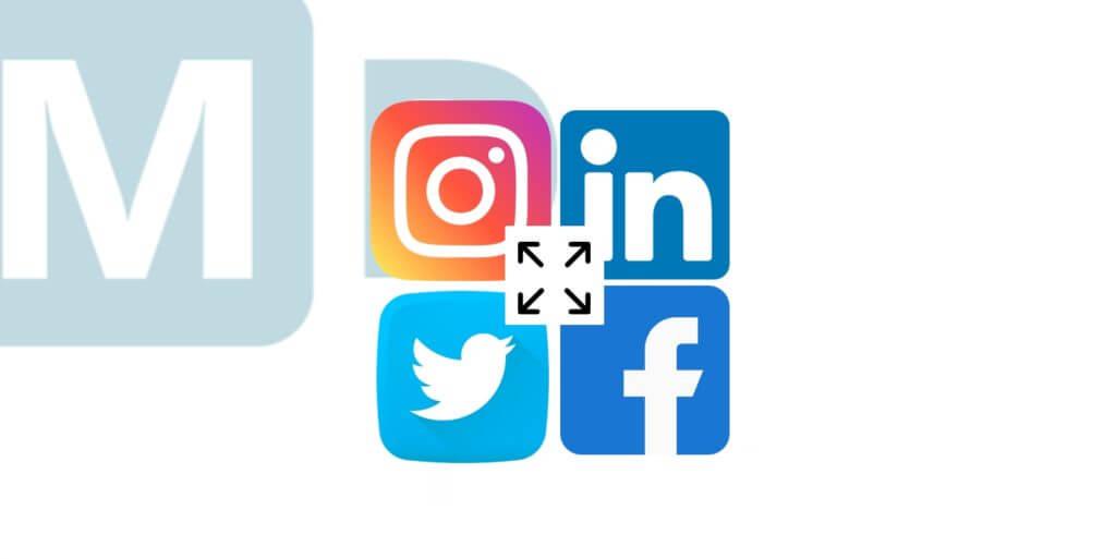 Mounir Digital - Tailles des visuels des réseaux sociaux