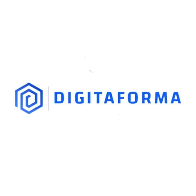 Logo Digitaforma - Formation Marketing Digital - Mounir Digital